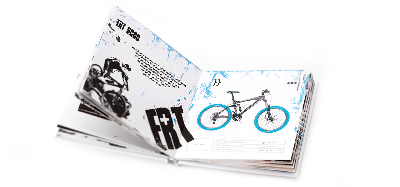 Booklet Ghost Bikes